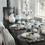 Serwis obiadowo-kawowy Rosendahl Grand Cru Soft dla 12 osób (52 elementy)