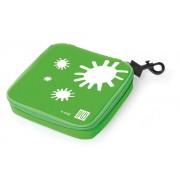 Lunch bag na kanapkę Iris kwadrat, zielony