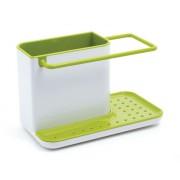 Pojemnik na akcesoria do zmywania Joseph Joseph, biało- zielony