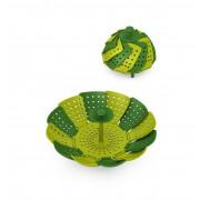 Koszyk do gotowania na parze Joseph Joseph Lotus, zielony