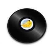 Deska / podkładka Joseph Joseph Banana Vinyl, 30 cm