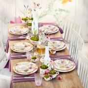 Serwis obiadowy Villeroy & Boch Mariefleur dla 6 osób, (20 elementów)