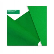 Obrus United Colors of Benetton Onecolour Green, 180 x 140 cm