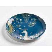 Talerz niebieski Maxwell & Williams Sari, 20 cm