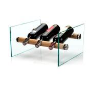 Stojak na wino Vetrostyle (na 3 butelki)