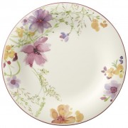 Talerz okrągły Gourmet Villeroy & Boch Mariefleur Basic, 30 cm