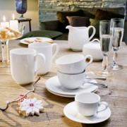 Serwis do kawy Villeroy & Boch New Cottage dla 6 osób (18 elementów)