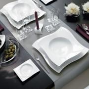Serwis obiadowy Villeroy & Boch NewWave dla 6 osób (21 elementy)