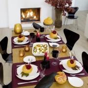 Serwis obiadowy Villeroy & Boch Flow dla 6 osób (21 elementów)
