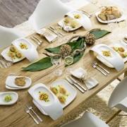 Serwis obiadowy Villeroy & Boch Urban Nature dla 12 osób (39 elementów)