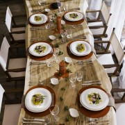 Serwis obiadowo - kawowy Villeroy & Boch New Cottage dla 6 osób (27 elementów)