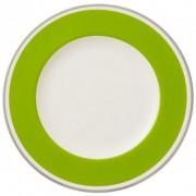 Talerz obiadowy Villeroy & Boch Anmut My Colour Forest Green, 27 cm