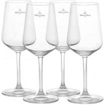Zestaw 4 kieliszków do białego wina Villeroy & Boch Ovid
