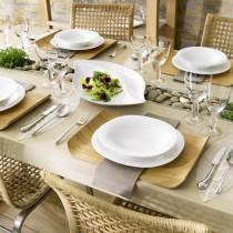 Serwis obiadowy Villeroy & Boch New Cottage dla 6 osób (21 elementów), owalny