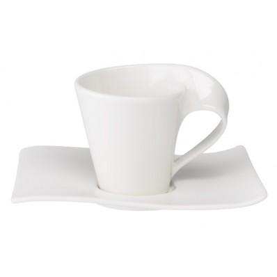 Filiżanka do kawy ze spodkiem Villeroy & Boch NewWave 200 ml