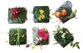 ekologiczne opakowania na prezenty