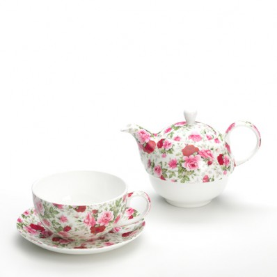 porcelana Pączek Róży Royal Old England Maxwell & Williams