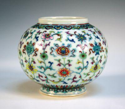 Porcelanowa waza
