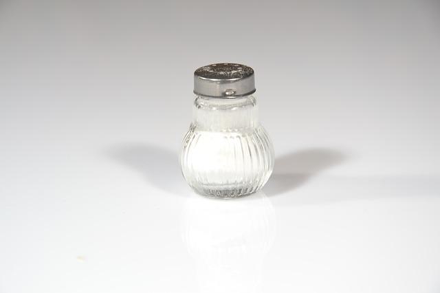 Przypalony garnek - sól