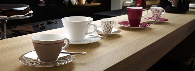 filiżanki Caffe Club Villeroy & Boch
