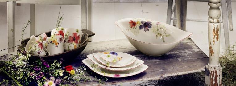 porcelana Villeroy & Boch Mariefleur Serve & Salad