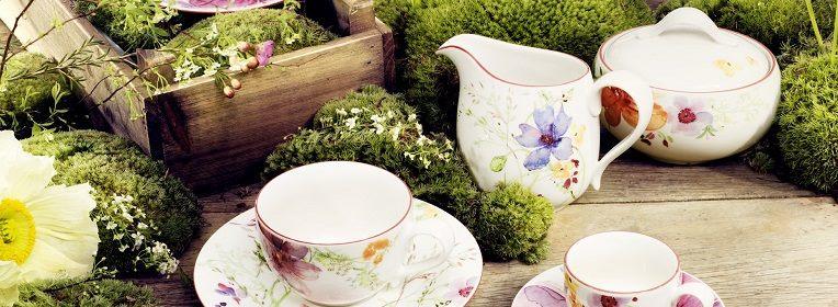 porcelana Villeroy & Boch Mariefleur