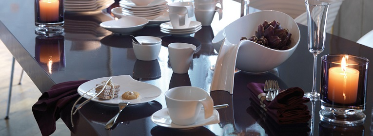 porcelana stołowa Flow Villeroy & Boch