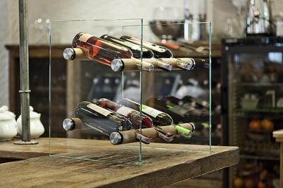 stojak na wino Vetrostyle