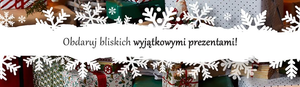 Prezenty świąteczne - sztućce, porcelana